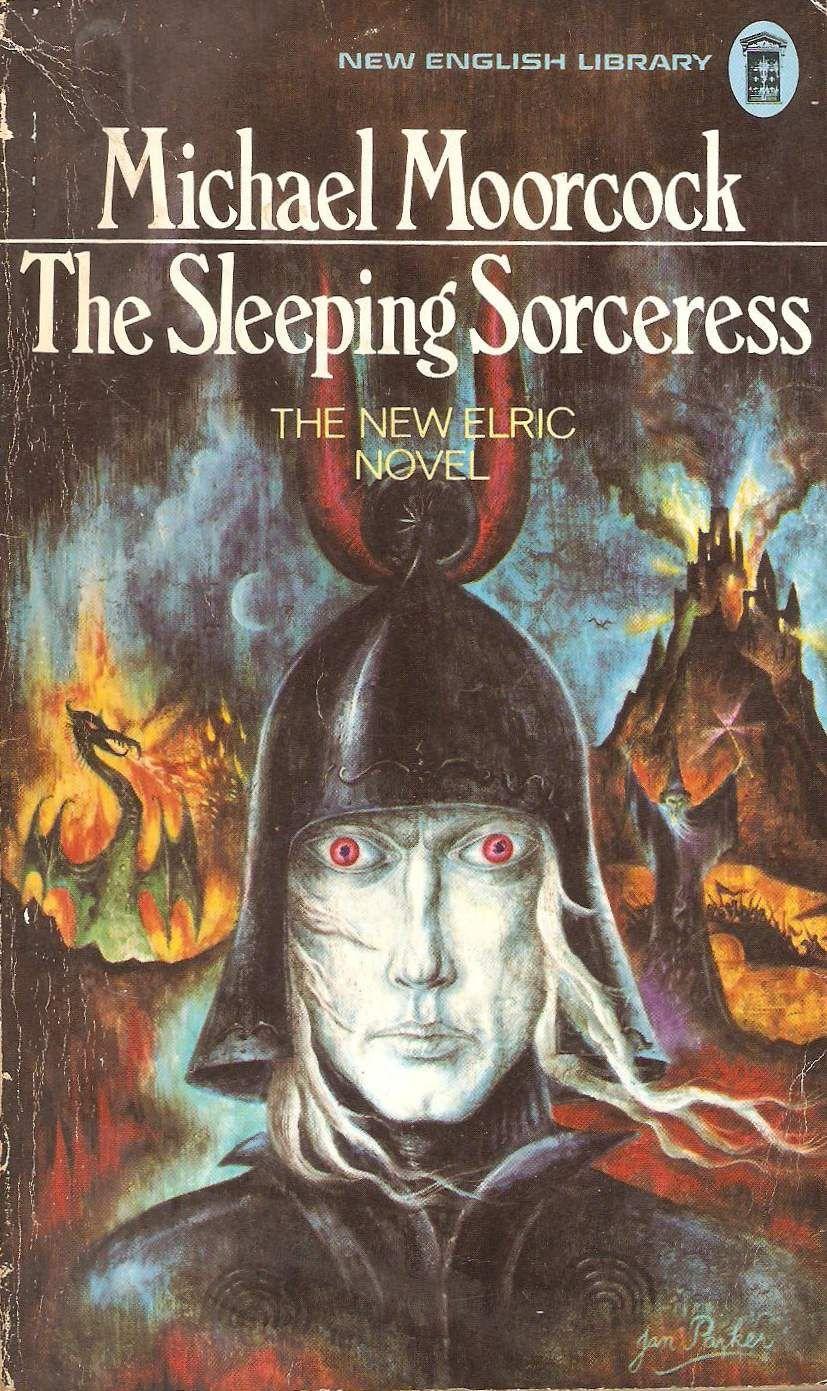 Michael Moorcock. The Sleeping Sorceress.