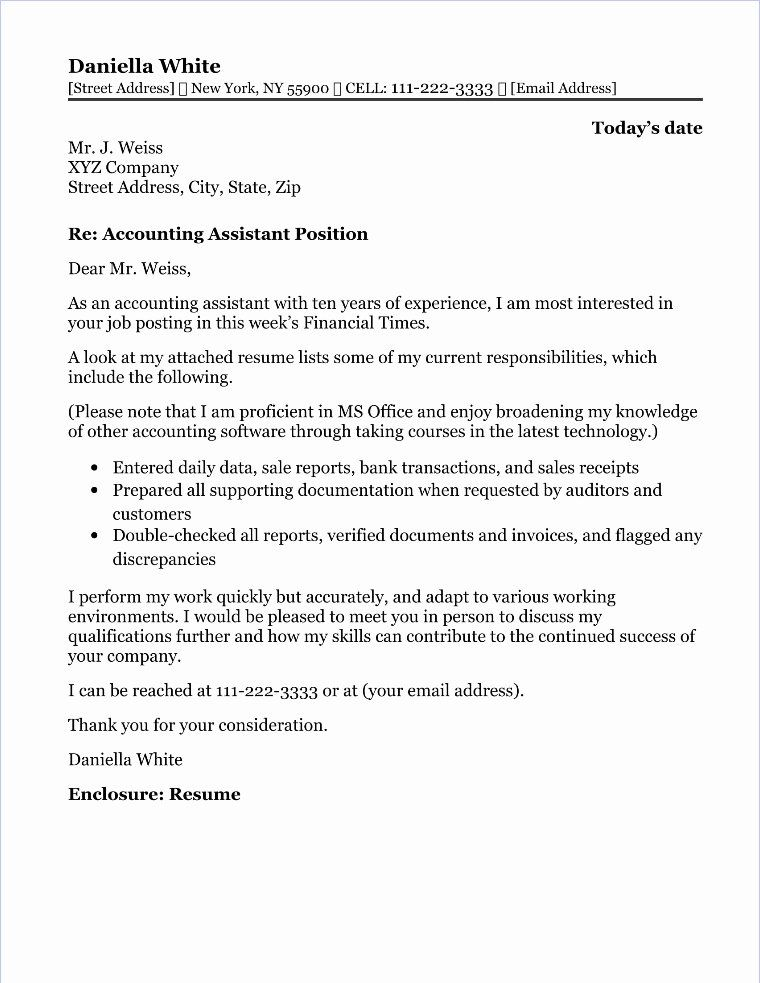 Cover Letter For Accounting Position Awesome Accounts Payable Cover Letter Sample Cover Letter For Resume Cover Letter Example Admin Assistant Cover Letter