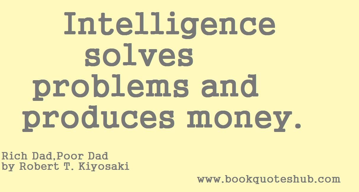 Rich Dad Poor Dad Quotes Rich Dad Poor Dad  Book Quotes Hub  Signsquotes  Pinterest