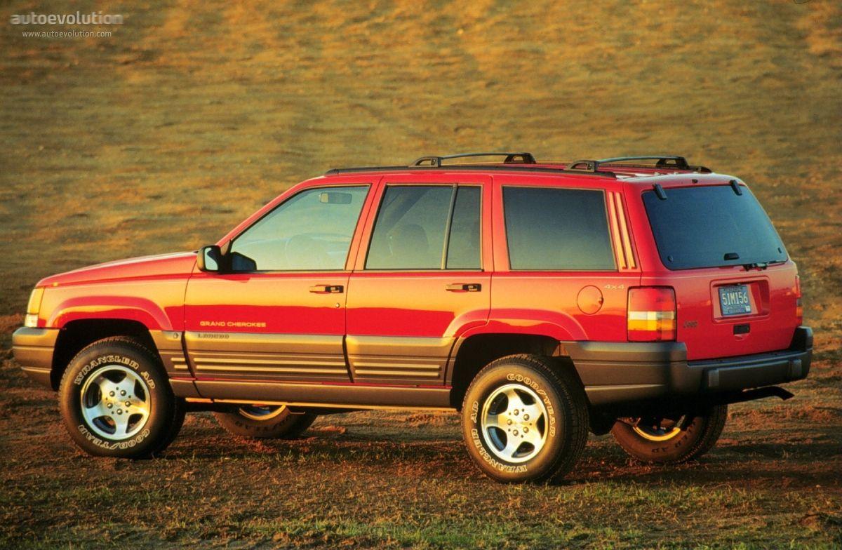 Jeep Grand Cherokee 1993 1999 Jeep Grand Cherokee Laredo Jeep Grand Cherokee Cherokee Laredo