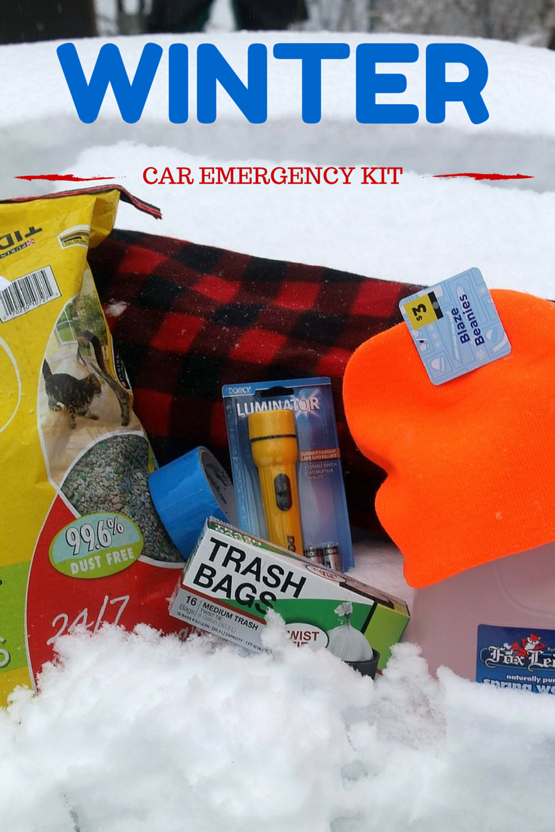 How to Create a Useful Winter Car Emergency Kit Winter