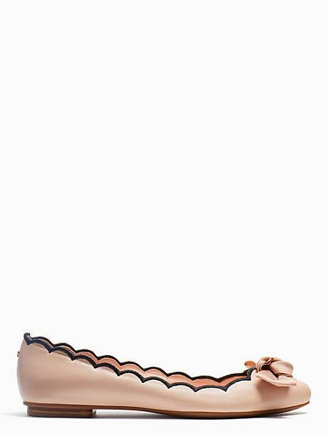 954fa5203 Kate Spade Nannete Flats, Ballet Pink - Size 5 | Products | Kate ...