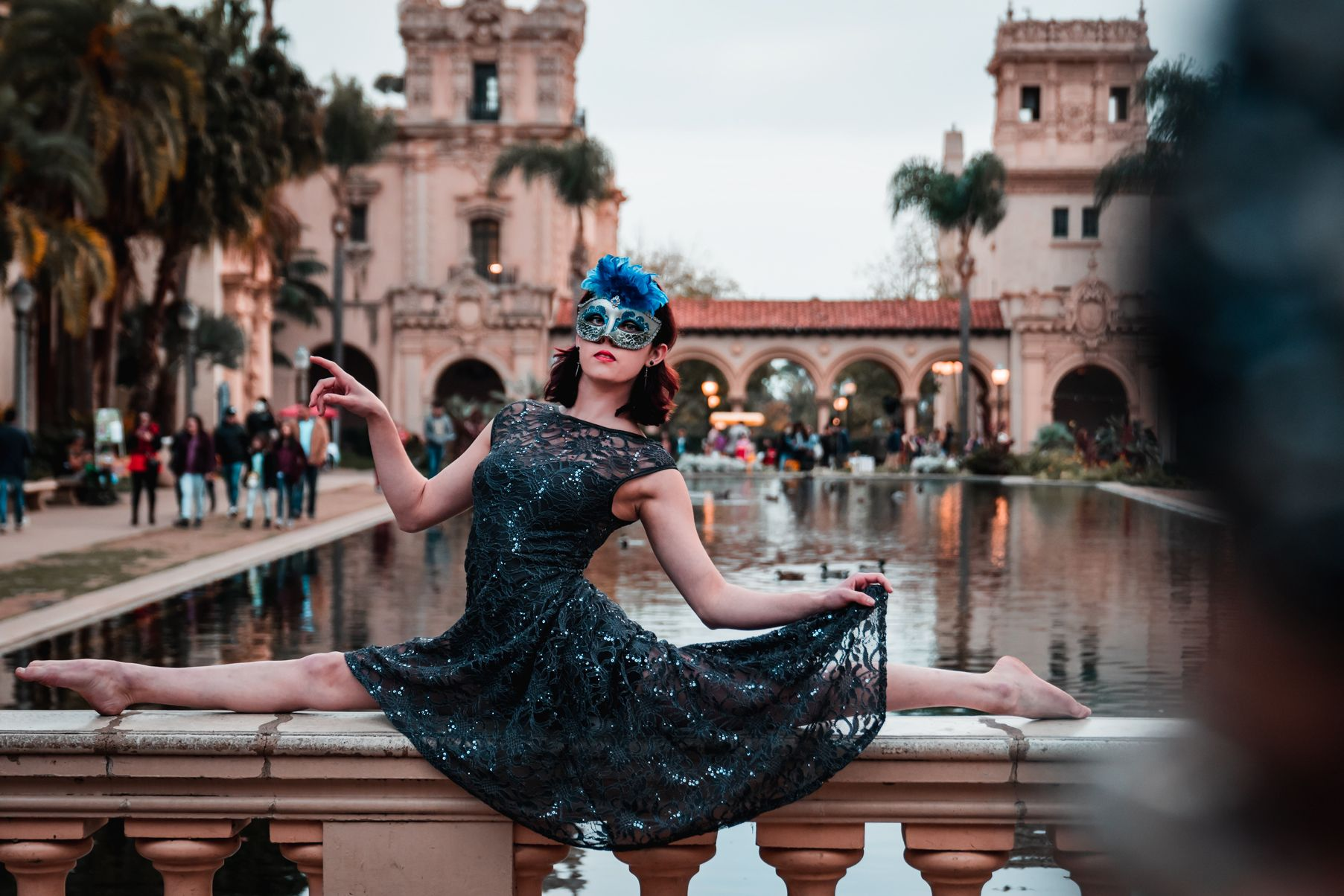 Balboa Park Frenchie in 2020 Formal dresses long
