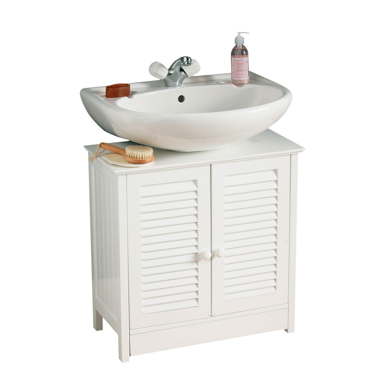 White Under Sink Bathroom Storage Cabinet white under sink bathroom storage cabinet bathroom sinks decoration