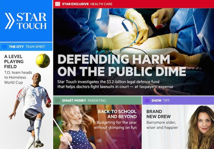 The publisher of The Toronto Star, which is betting big on an expensive tablet edition, is stepping down » Nieman Journalism Lab