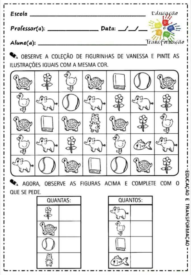 Pin von Geralda Amaral auf pre silabicos | Pinterest | Mappen