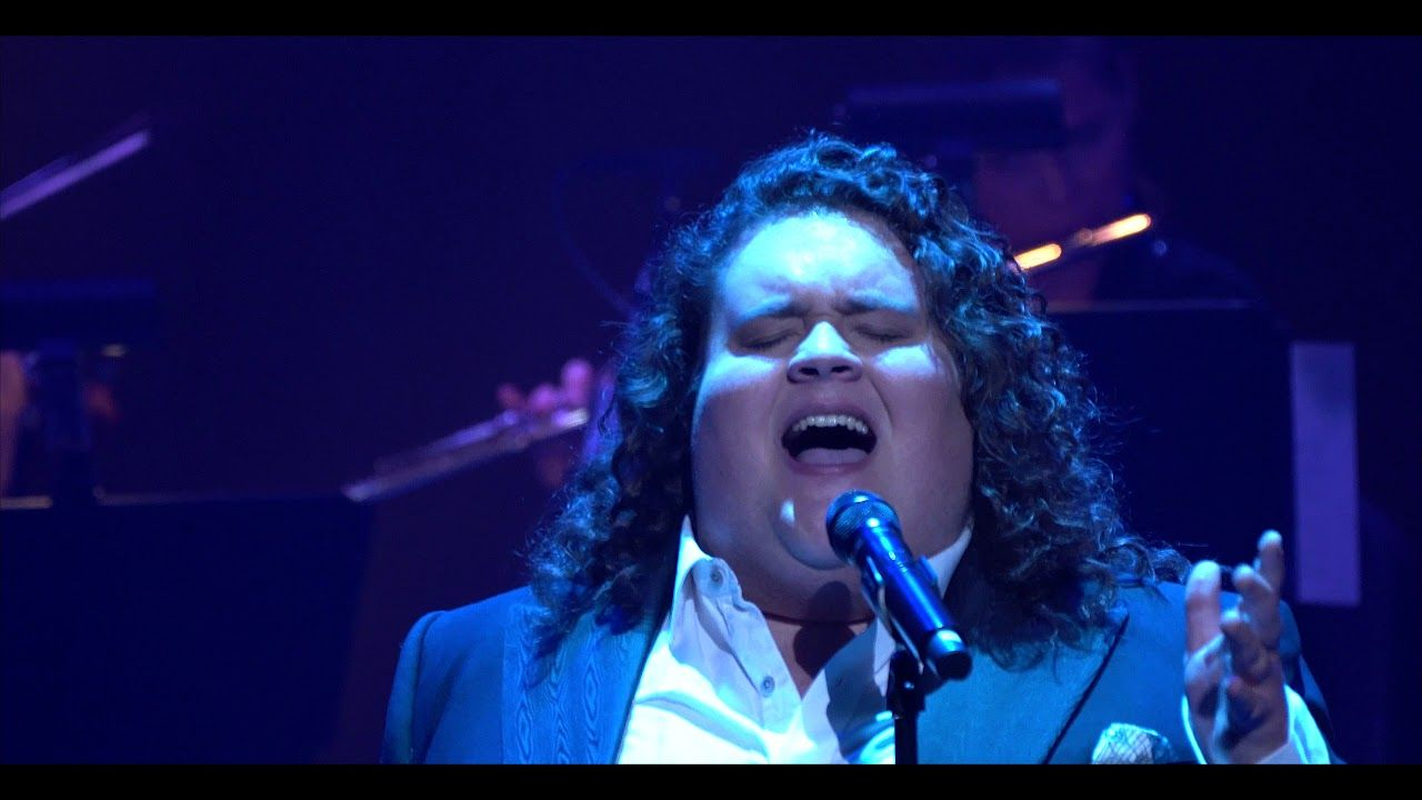 Jonathan Antoine Unchained Melody Live In Concert Youtube Jonathan Antoine Unchained Melody Singing Videos