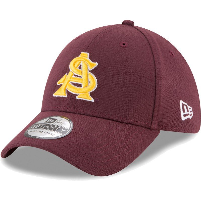 finest selection 1ce3e 0ec45 Arizona State Sun Devils New Era College Classic 39Thirty Flex Hat – Maroon