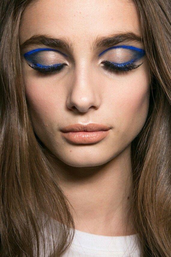 runwayandbeauty | Catwalk makeup, Futuristic makeup