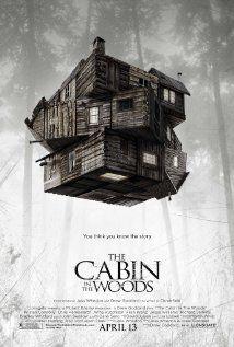 """Assisti """"The Cabin in the Woods (2012)"""". Gostei. Um roteiro legal, com momentos engraçados, nada super nojento (atenção para o super!). Algumas referências interessantes também. Diferente. Recomendado."""