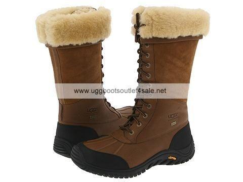 Adirondack Tall Boots 5498 Otter