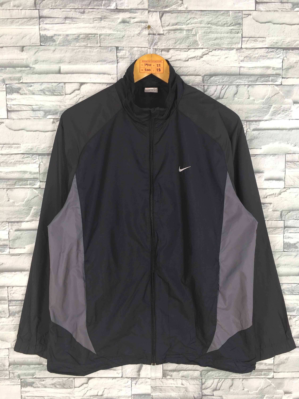 2365987c46 Vintage 90's NIKE Swoosh Jacket Medium Unisex Nike Streetwear ...