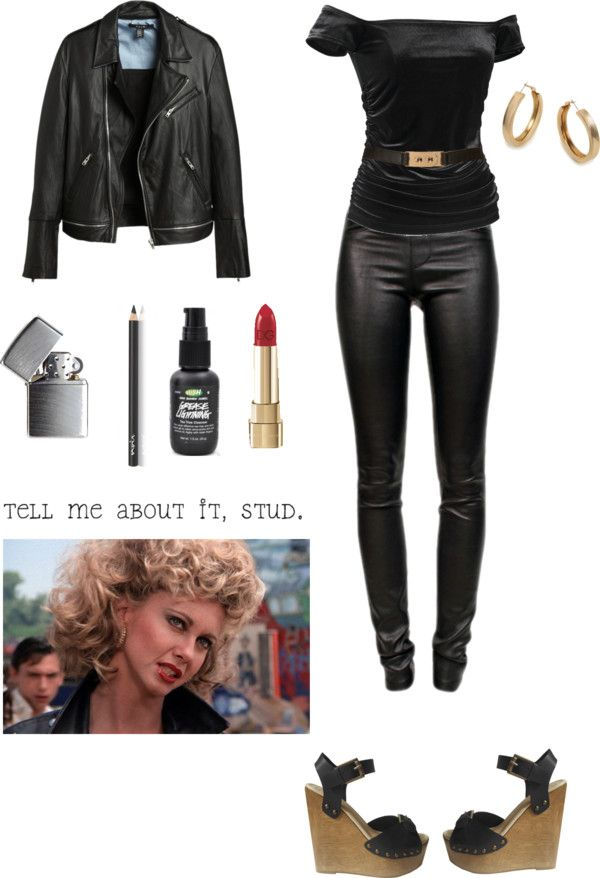 Bad Sandy From Grease By Treehugger38 Liked On Polyvore