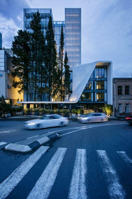The Grove Design Hotel,© Nakanimamasakhlisi