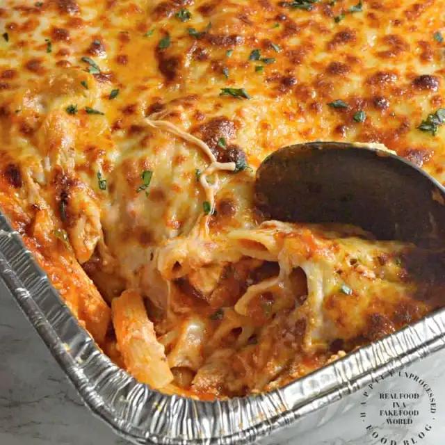 How to Make a Killer Baked Ziti Recipe | Yummly