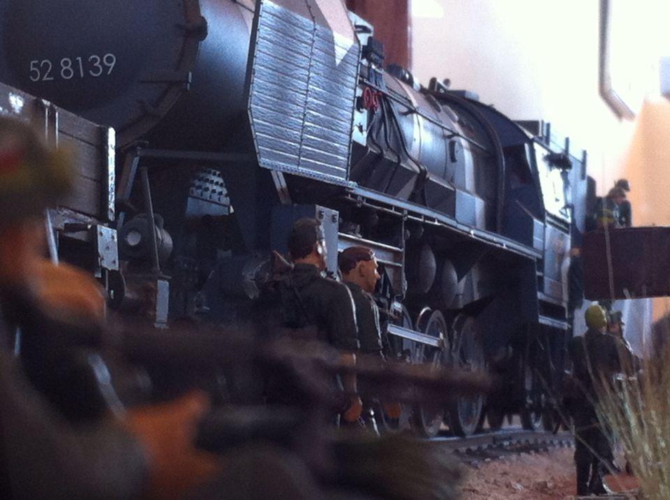 Germen train