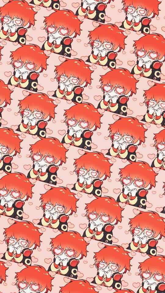 707 Phone Wallpaper I Want This On A Case Seven Mystic Messenger Mystic Messenger Mystic Messenger Fanart
