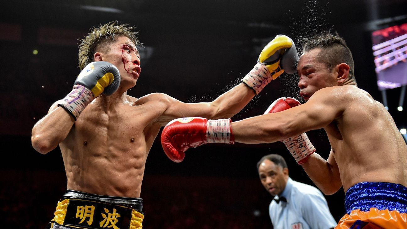 InoueDonaire is the 2019 fight of the year; what was the