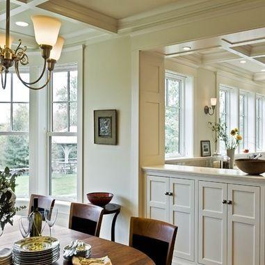 Half Wall Room Divider Design Ideas