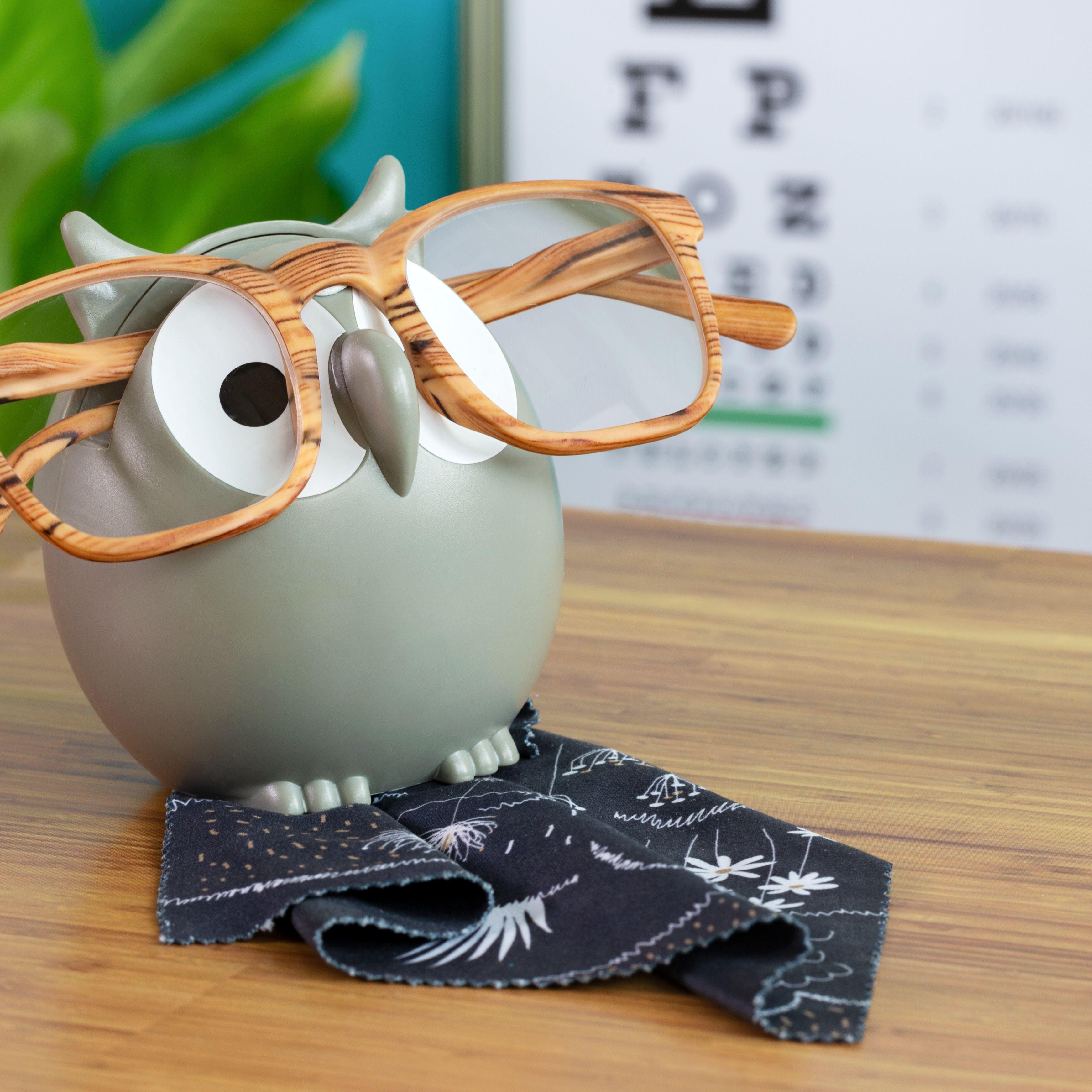 offre spéciale grandes variétés Vente chaude 2019 Porte / Repose lunettes - Owl en 2019   Porte lunettes ...