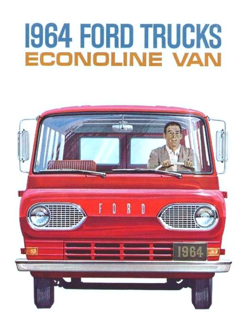 1e6980c20d1b5a Ford Econoline Van