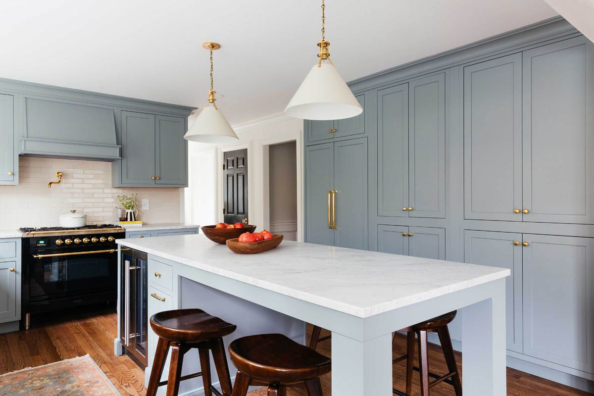 Colonial Kitchen Transformation With Inset Cabinetry Inset Cabinetry Luxury Kitchens Colonial Kitchen