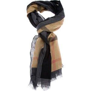 Burberry 'Haymarket' scarf