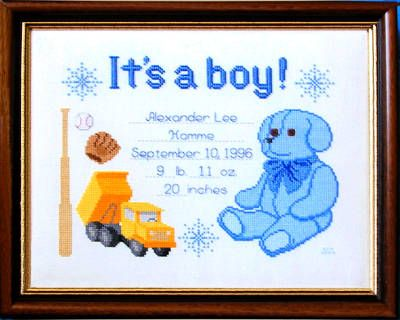 10 Best images about Baby Cross Stitch Patterns – Baby Birth Announcement Cross Stitch Patterns