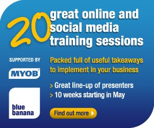Come and join in the event!    http://www.bluebanana.co.nz/20.html
