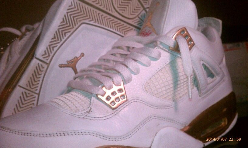 Makkwear custom sneakers GMP VI inspired 2004 pure money IV sz 11.0 for sale txt 4147211750
