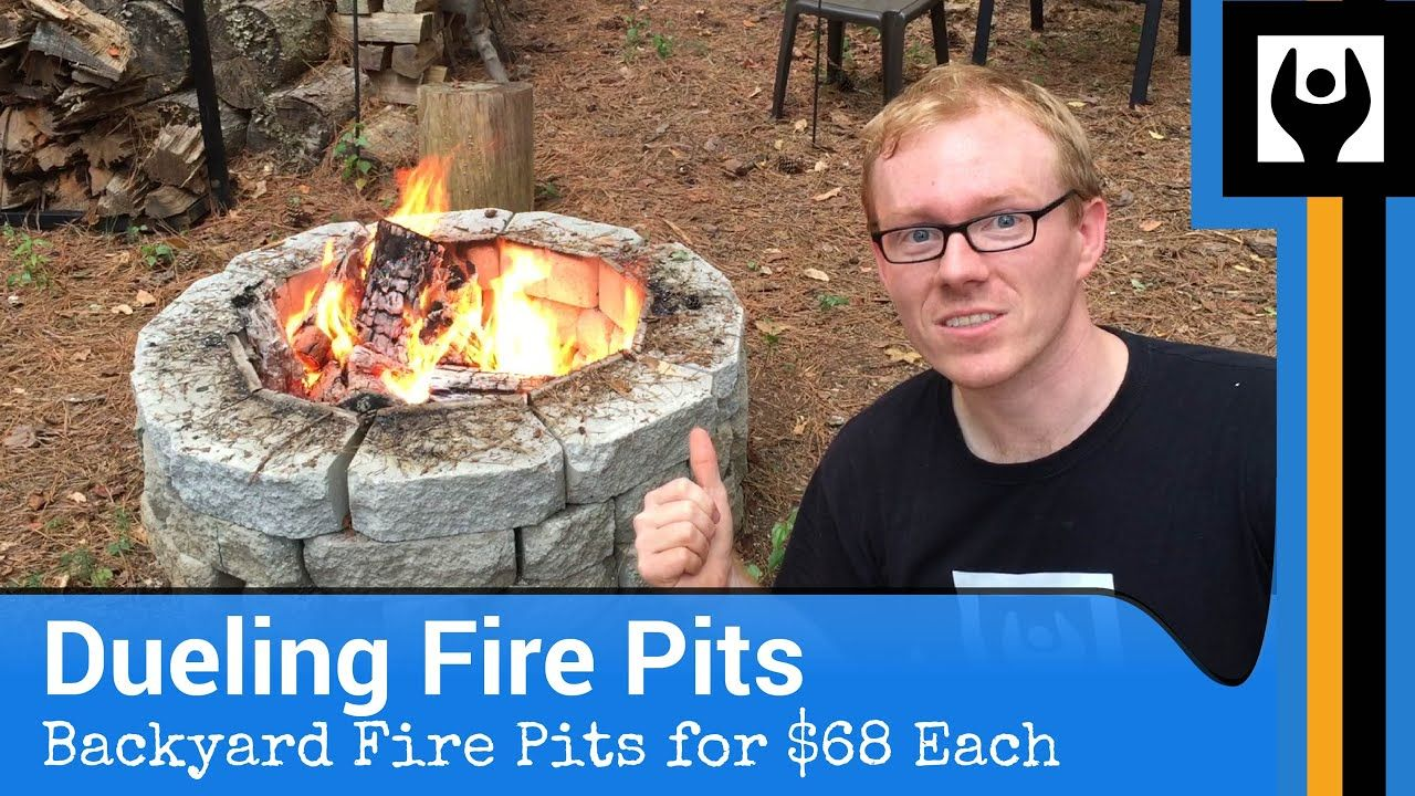 Photo of Dueling Fire Pits for $68 Each