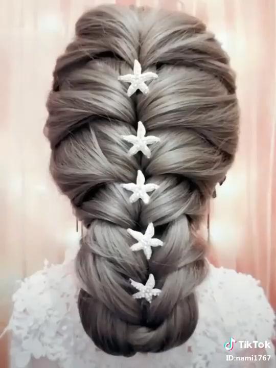 Einfache Frisur Tutorial