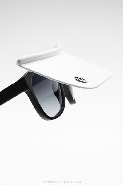 freshkings:  Chanel collapsible sunglasses 2014 :  SHOP   chanel