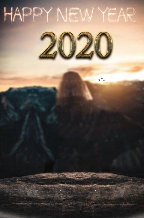 Happy New Year 2020 Cb Editing Background Hd 5 Editing Background Happy New Year Background New Years Background