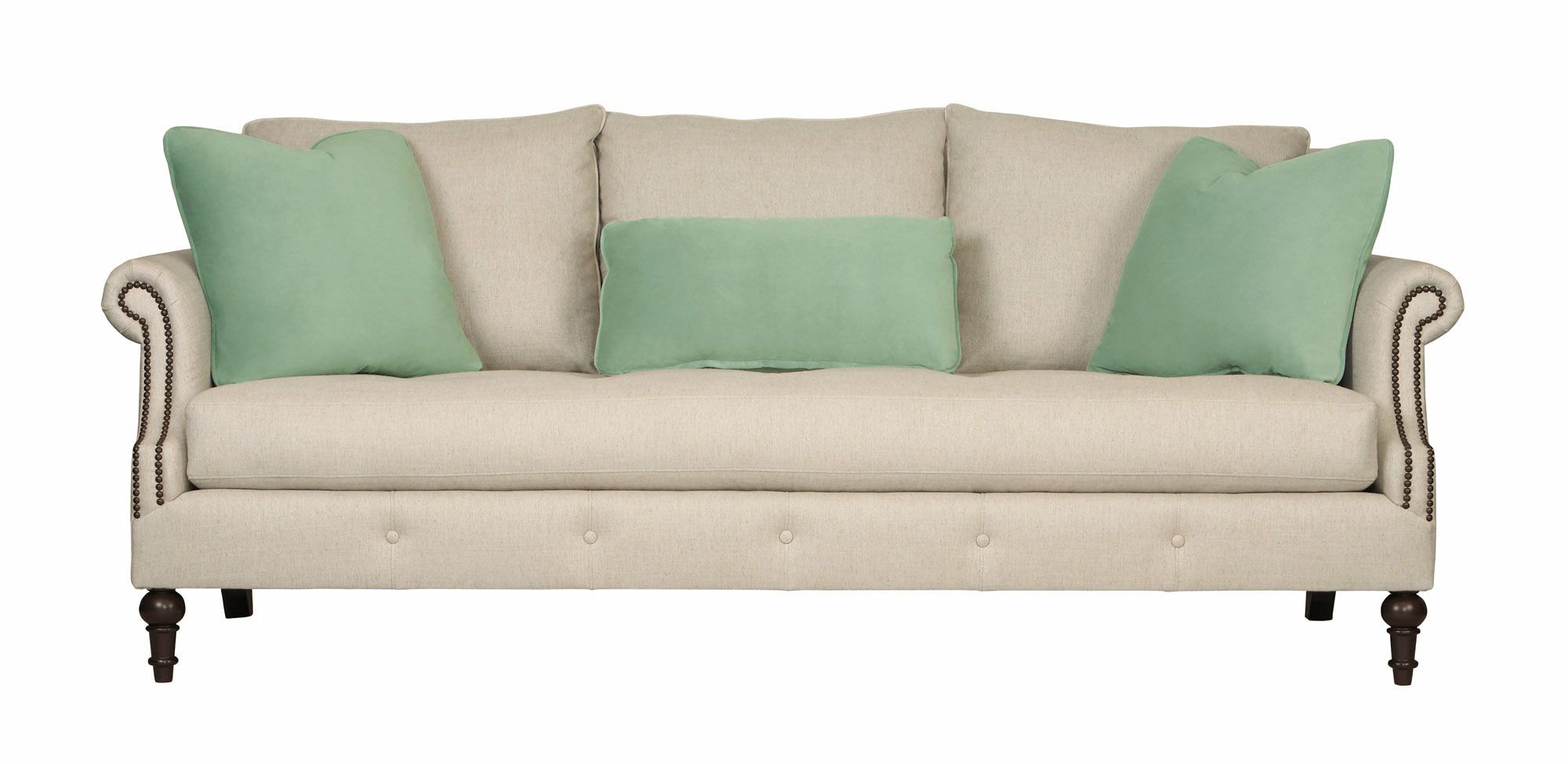 angelica sofa from bernhardt canape en bois meubles bernhardt canape lit causeuse