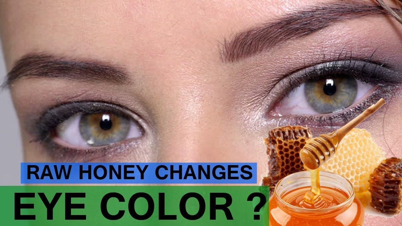 how to change your eye color permanently at home