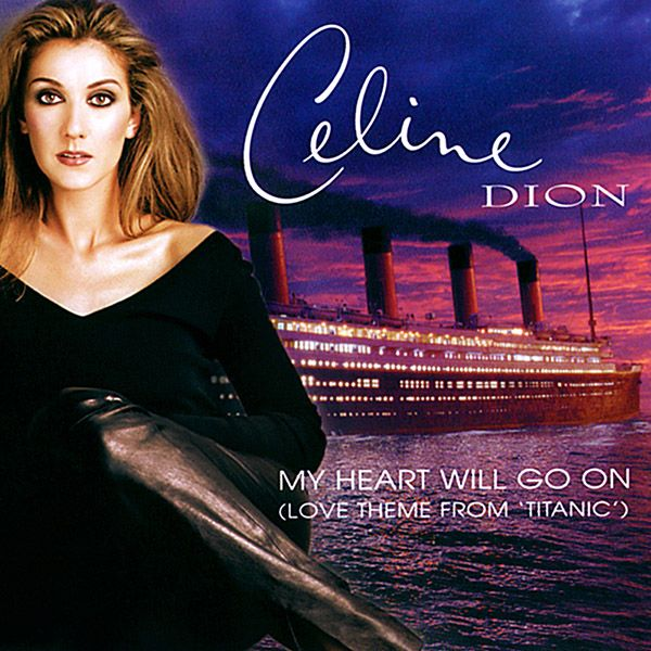 "Free Piano Sheet Music For My Heart Will Go On By Celine Dion: My Heart Will Go On (Love Theme From ""Titanic"")"