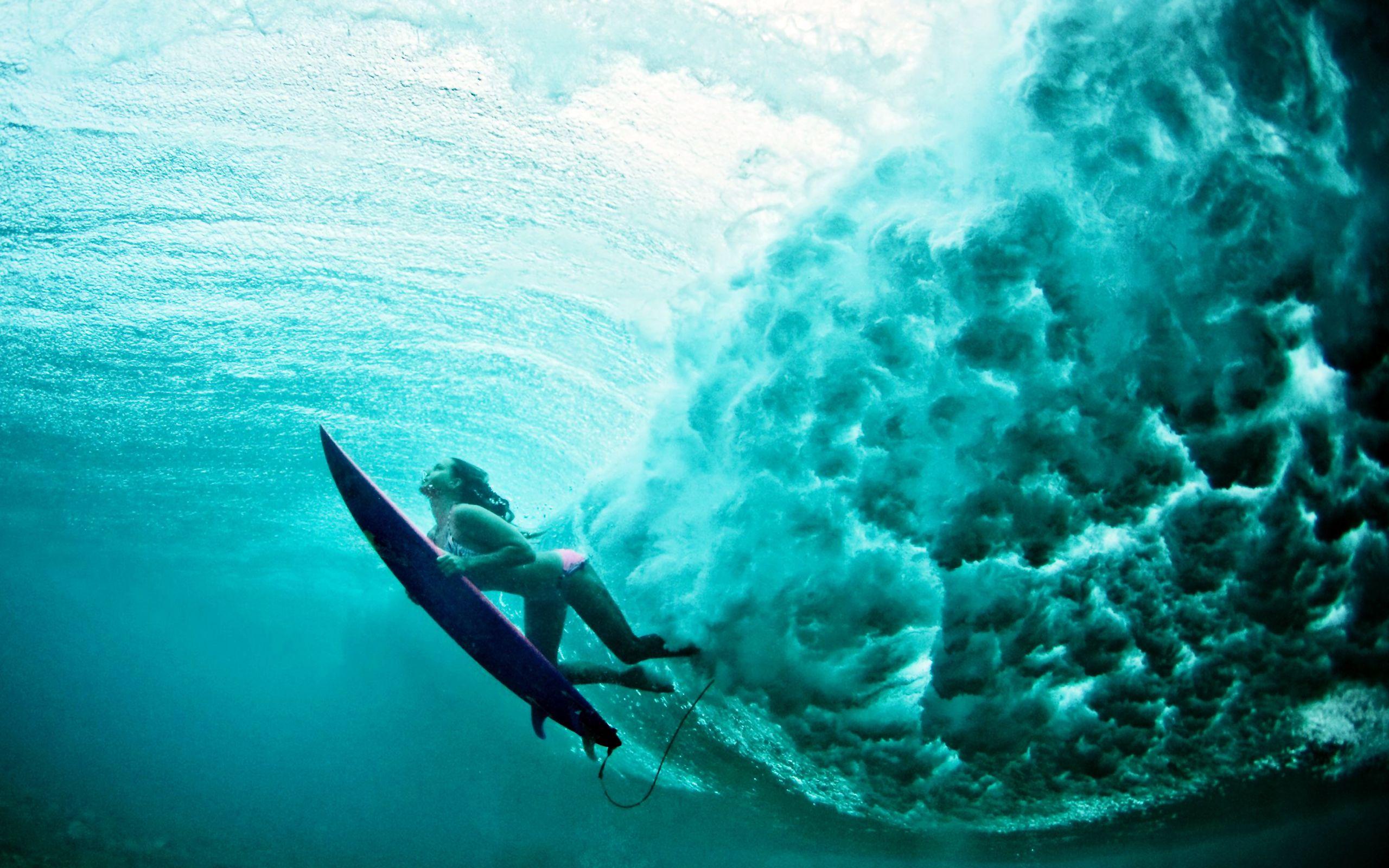Surfing Wallpaper 2560x1600 44150 Surfing Wallpaper Surfing Waves Big Wave Surfing Hd wallpaper surfer wave ocean sky