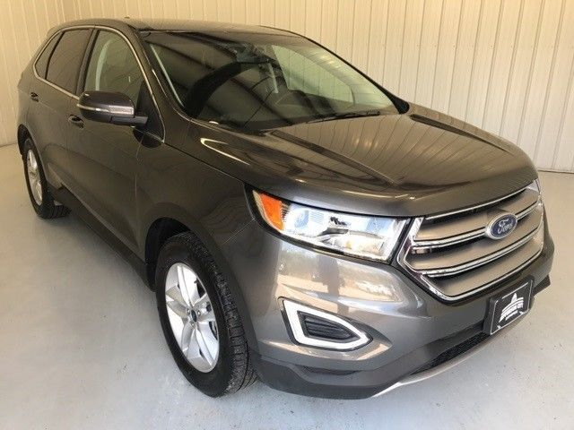 Nice Amazing  Ford Edge Sel  Ford Edge Sel  Miles Shadow Black D Sport Utility Ecoboost  L I  Check More At