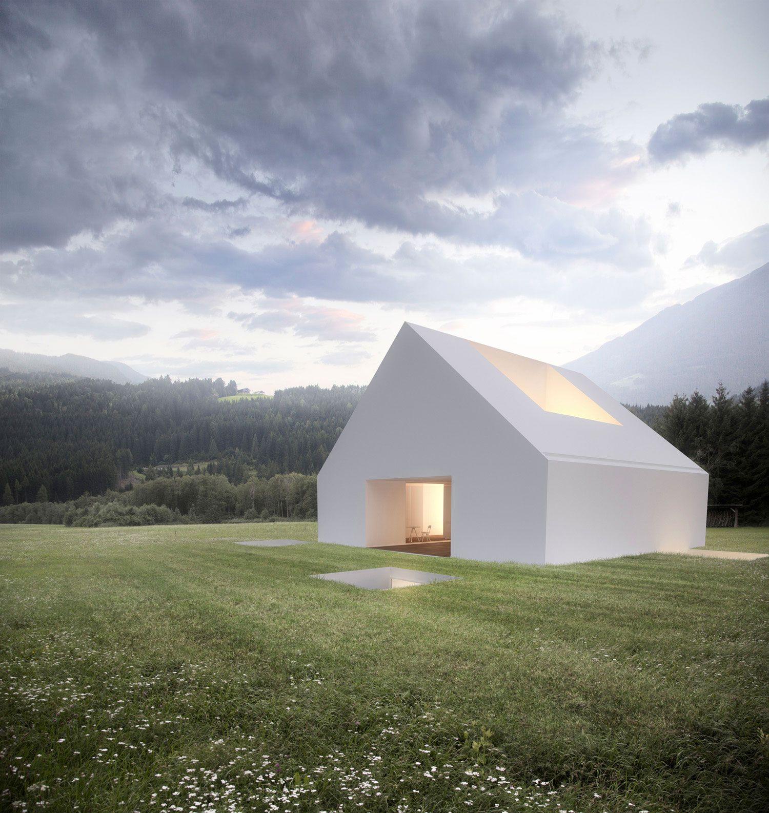 Aires mateus arquitectos private house leiria p o r for House in leiria aires mateus