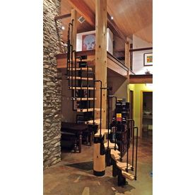 Best Arke Karina Modular Staircase Lowes Com With Images 640 x 480