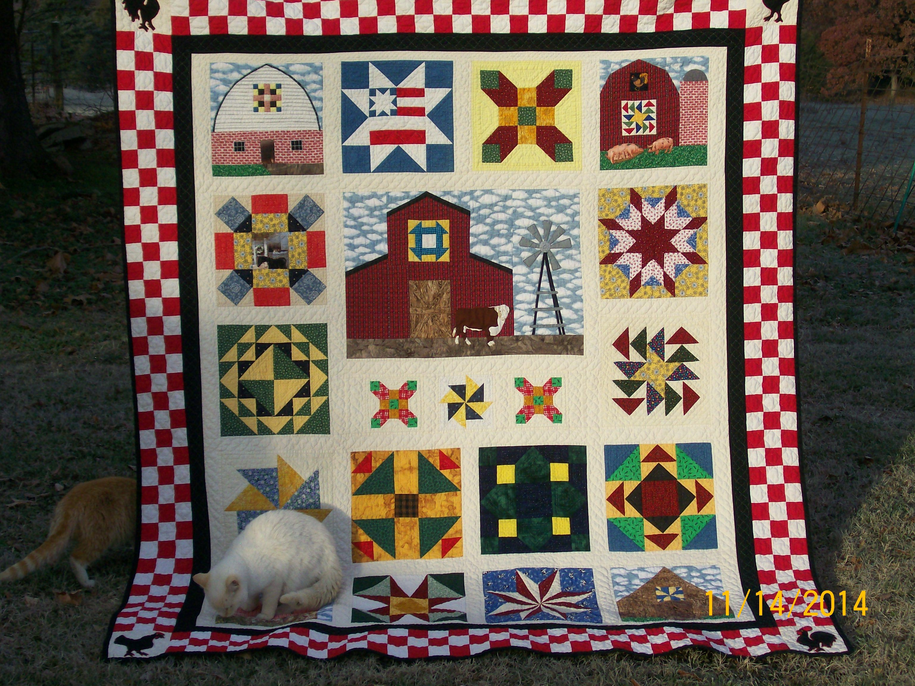 Eleanor burns barn quilt barn quilt quilts kids rugs