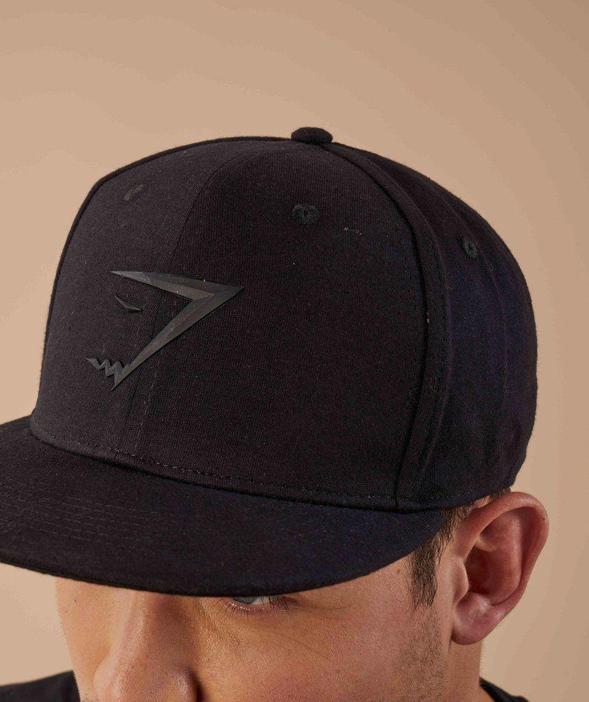 f3be5700945 Gymshark Jersey Snapback - Black 5