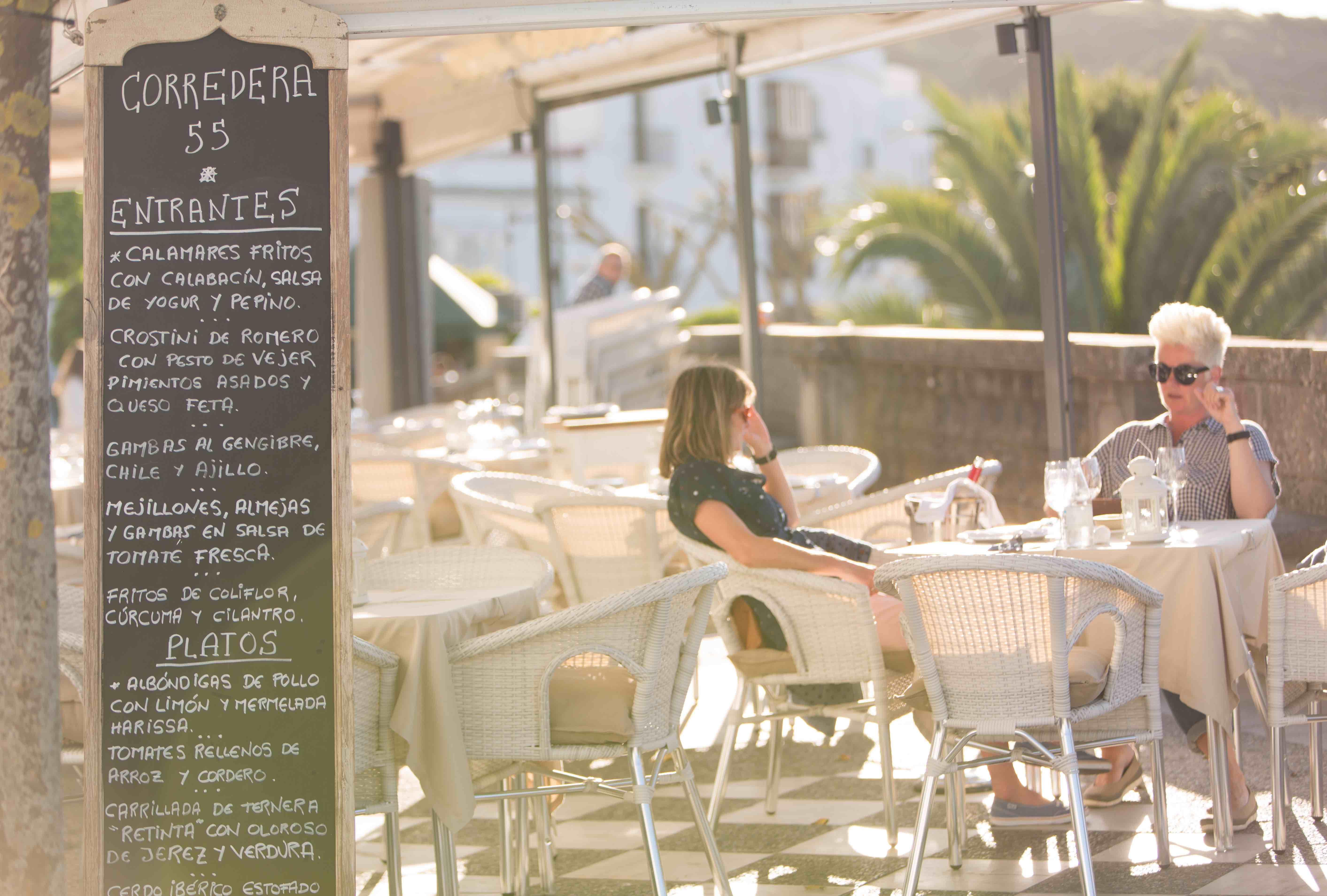 Corredera 55 Terraza Vejer Restaurants Outdoor Furniture