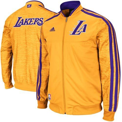 Nba Los Angeles Lakers On Court Warm Up Jacket Home Weekday Small Lakers Store Jackets Los Angeles Lakers