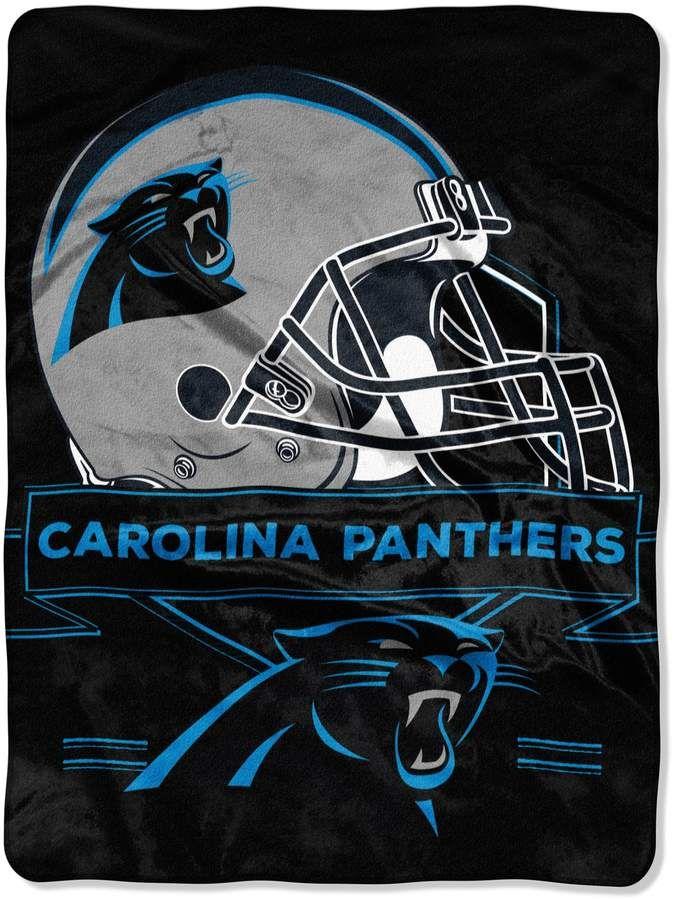 1b577e4a Carolina Panthers Prestige Throw Blanket | Products | Carolina ...