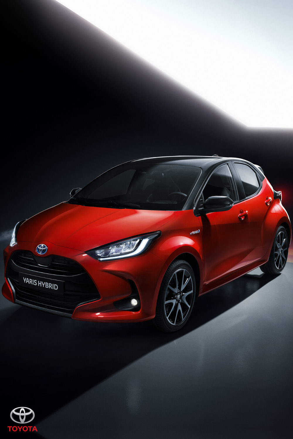 The all-new Toyota Yaris: arriving late 2020. Click to find out more. #Toyota #ToyotaYaris #SmallCar #CompactCar #CityLiving #HybridCar #NewCars
