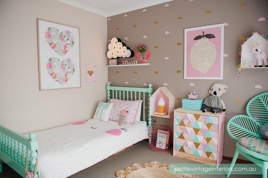 2 ideas para decorar la habitaci n infantil para ni a - Decorar habitacion nina ...