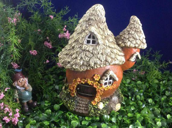 Fairy Garden House Gnome House Fairy Door Fairy Home Diy Fairy Garden Miniature Garden Fairy Garden Fairy Garden Miniature Fairy Gardens Fairy Garden Diy