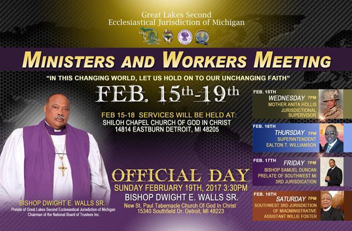 Great Lakes Second Ecclesiastical Jurisdiction of Michigan